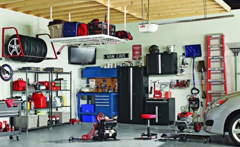 17 garage