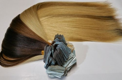 extension hair