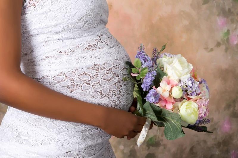 matrimonio-gravidanza